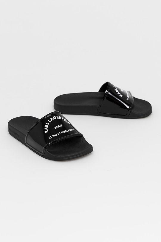 Karl Lagerfeld - Papuci negru