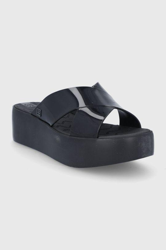 Zaxy - Klapki czarny