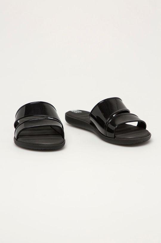 Zaxy - Šľapky čierna