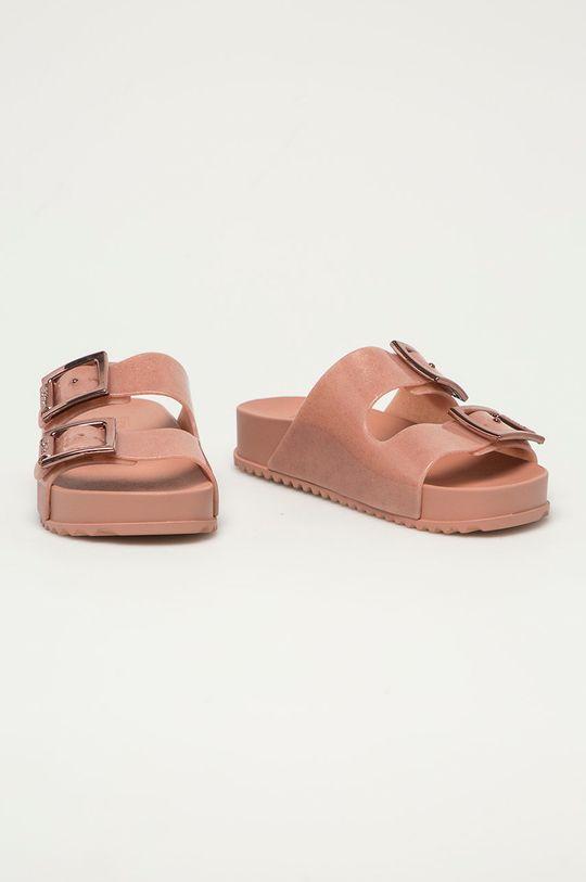 Zaxy - Pantofle béžová