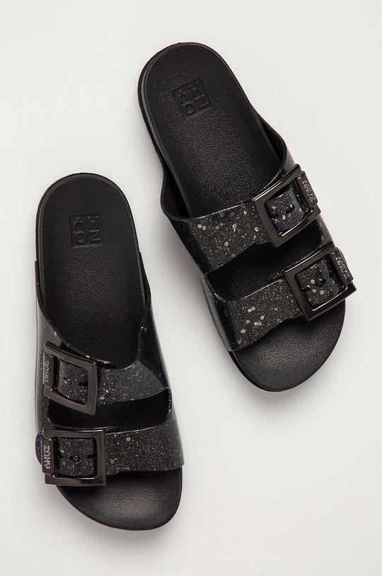 černá Zaxy - Pantofle
