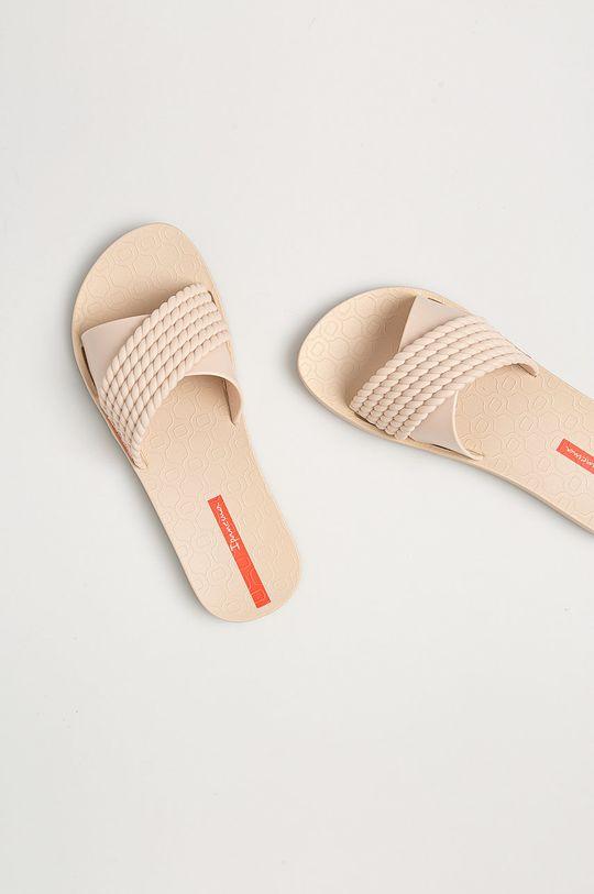 béžová Ipanema - Pantofle