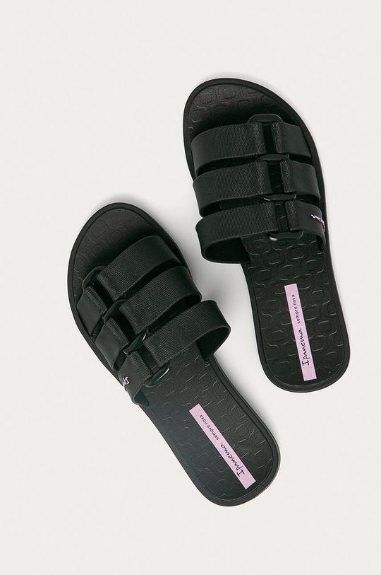 černá Ipanema - Pantofle