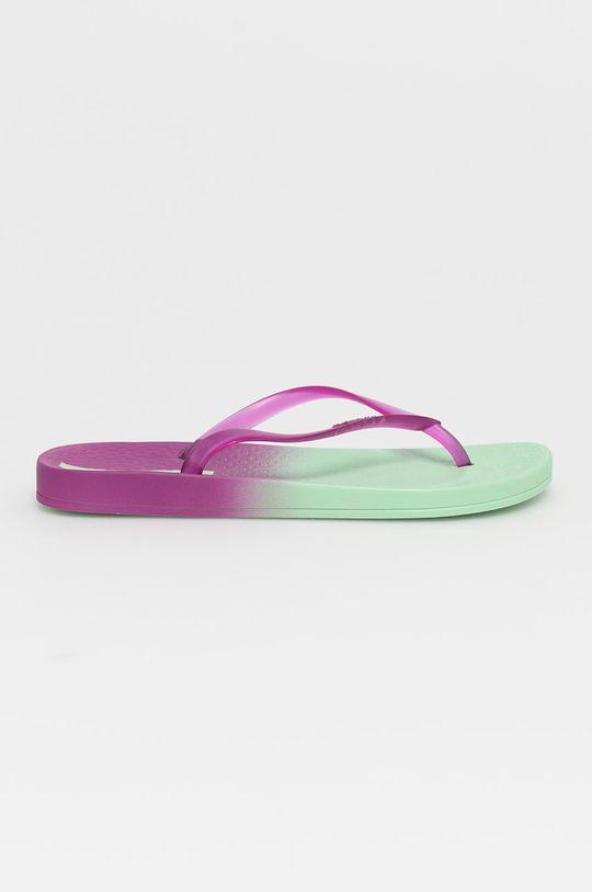 fialová Ipanema - Žabky Dámský