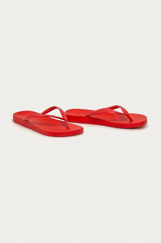 Ipanema - Žabky červená