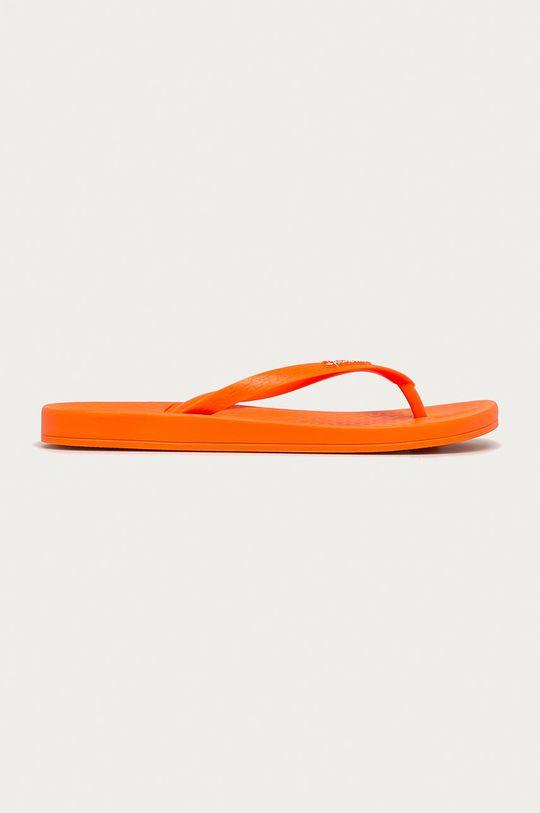 oranžová Ipanema - Žabky Dámský
