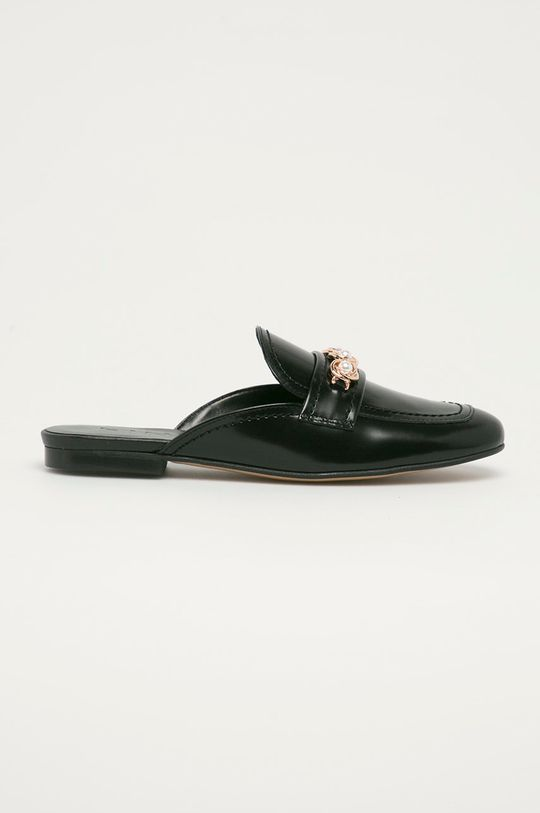 černá Pinko - Pantofle Dámský