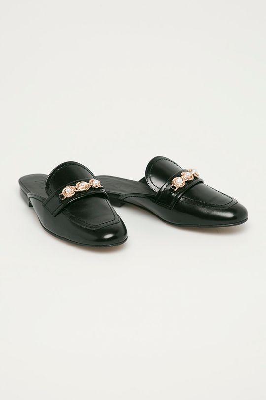 Pinko - Pantofle černá