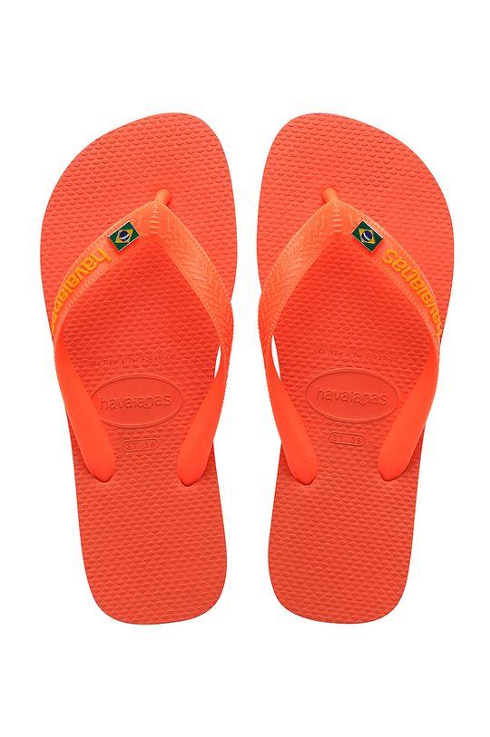 помаранчевий Havaianas - В'єтнамки
