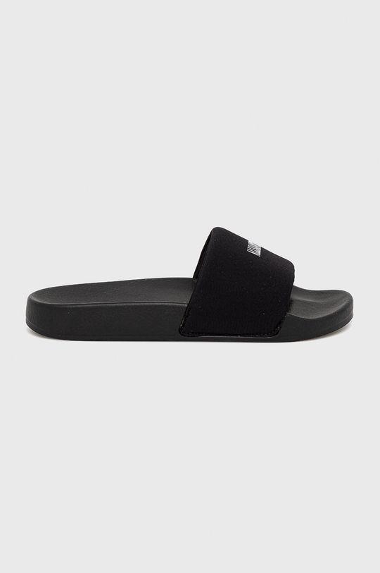 čierna AllSaints - Šľapky Carmel Dámsky