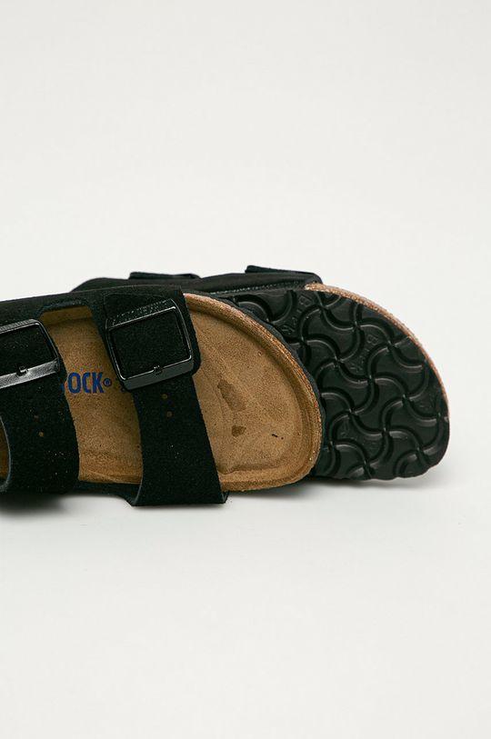 Birkenstock - Semišové pantofle Arizona  Svršek: Semišová kůže Vnitřek: Semišová kůže Podrážka: Umělá hmota