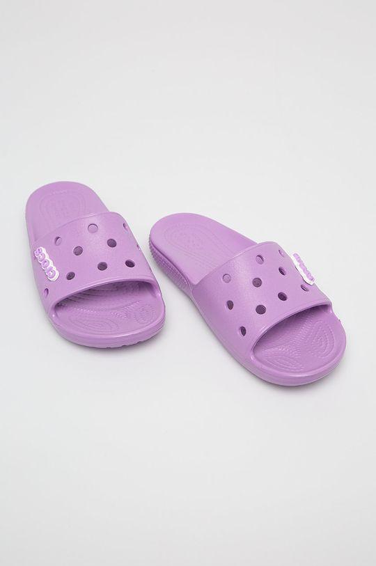 Crocs - Šľapky levanduľová