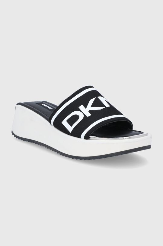 Dkny - Šľapky čierna