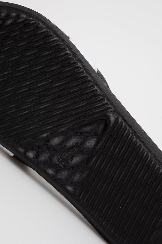 Lacoste - Šľapky  Zvršok: Syntetická látka, Textil Vnútro: Syntetická látka, Textil Podrážka: Syntetická látka