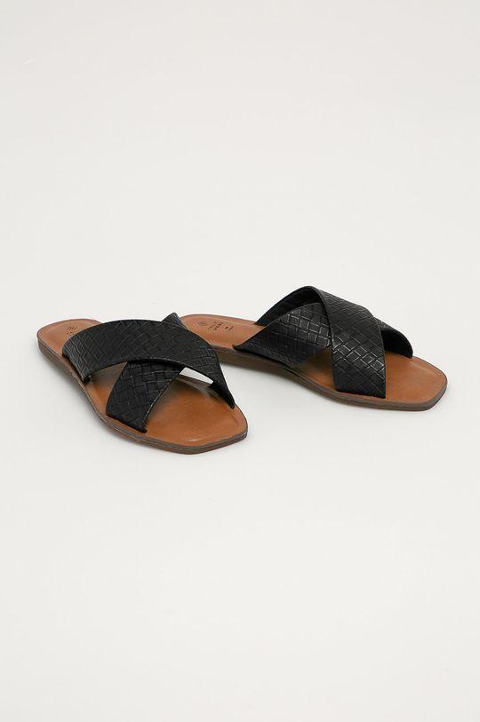 Call It Spring - Pantofle Bailia 001 černá