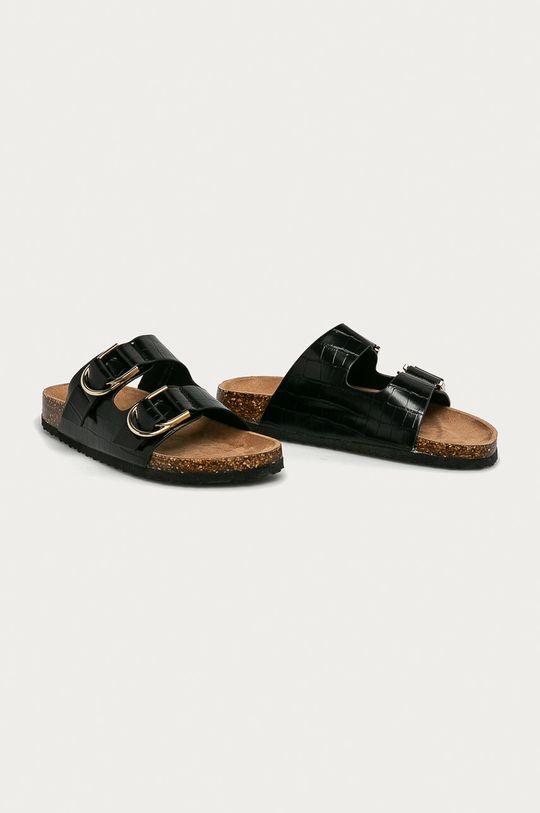 Call It Spring - Pantofle Firewia černá