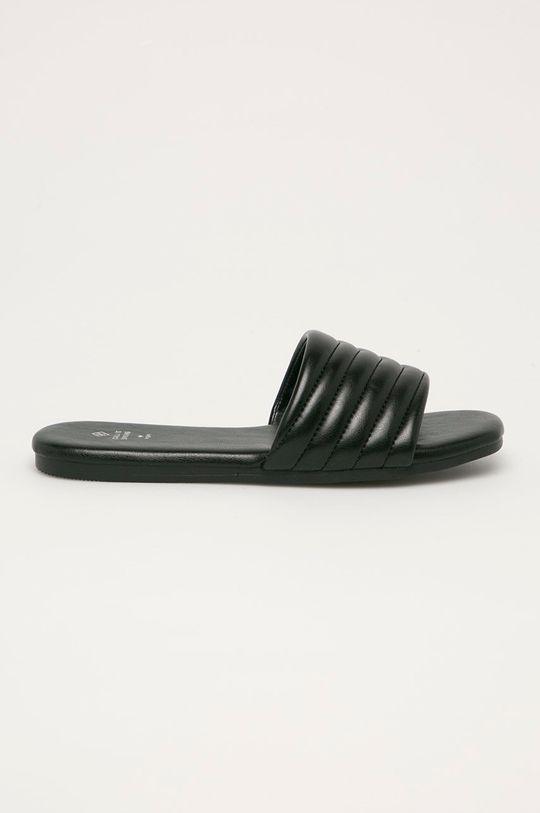 černá Call It Spring - Pantofle Florencee 001 Dámský