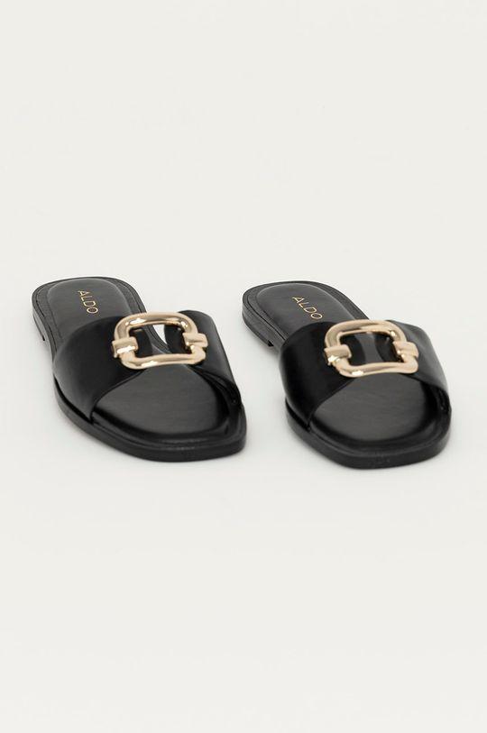 Aldo - Pantofle GLAESWEN černá