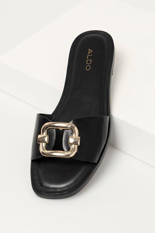 černá Aldo - Pantofle GLAESWEN