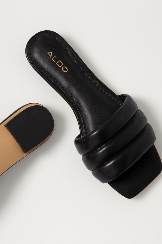 černá Aldo - Pantofle Goani