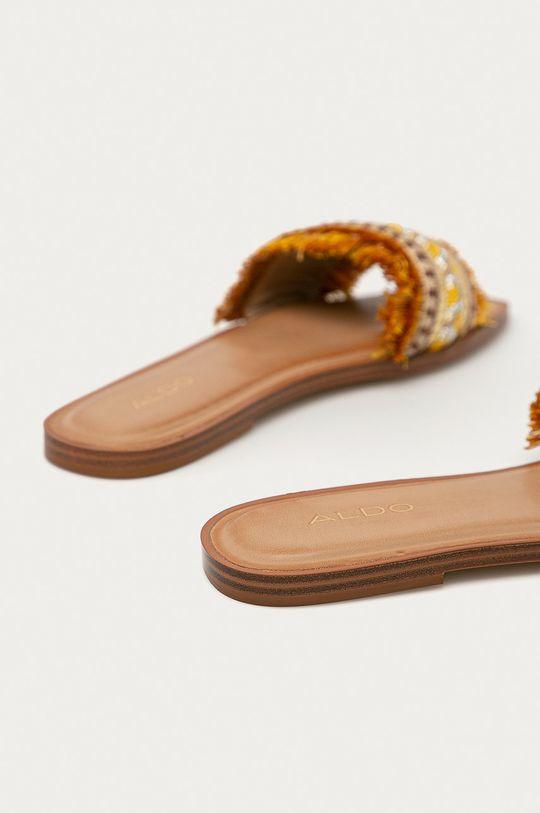Aldo - Pantofle Rockyy  Svršek: Textilní materiál Podrážka: Umělá hmota