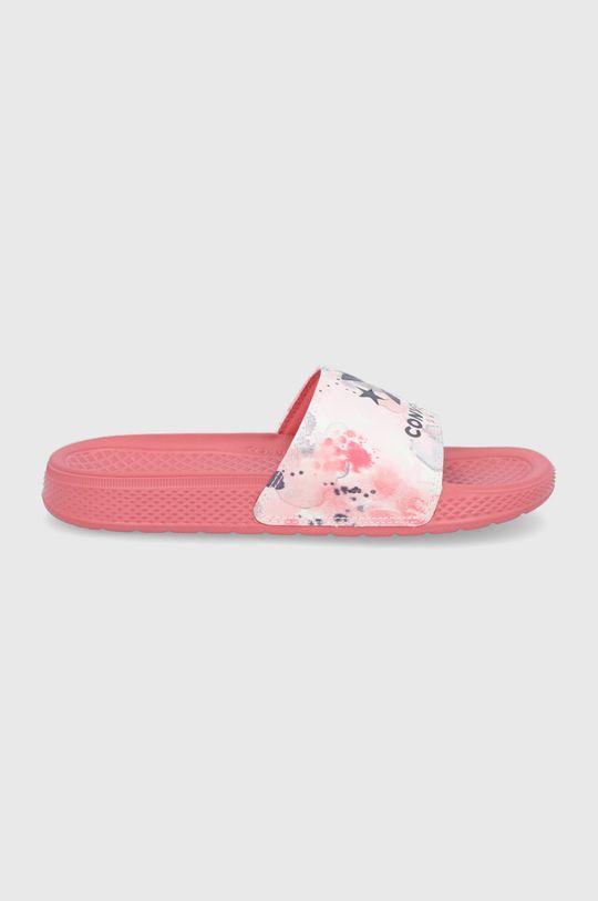 růžová Converse - Pantofle Dámský