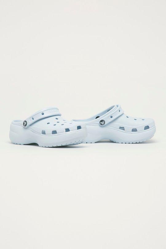 Crocs - Pantofle světle modrá