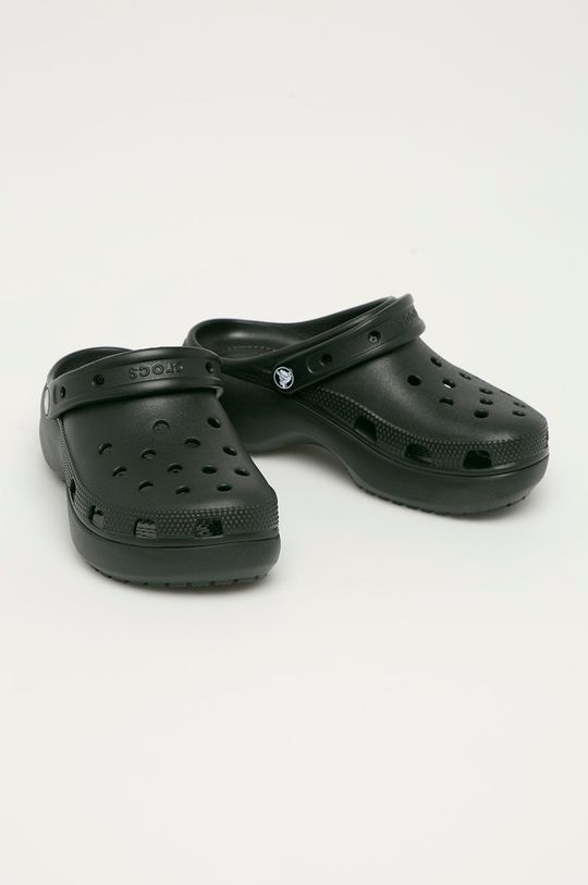 Crocs - Pantofle černá