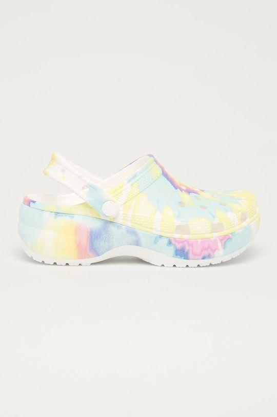 vícebarevná Crocs - Pantofle Dámský