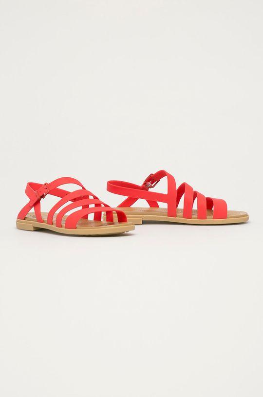 Crocs - Sandály červená