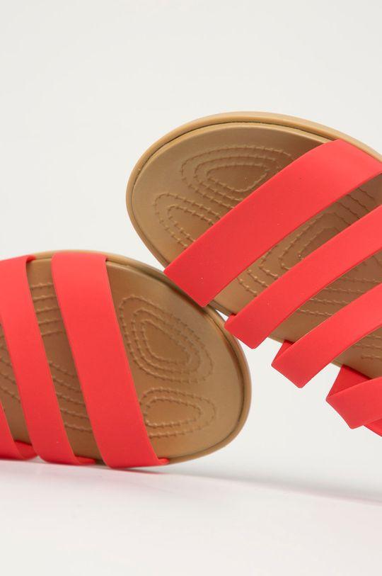 červená Crocs - Sandály