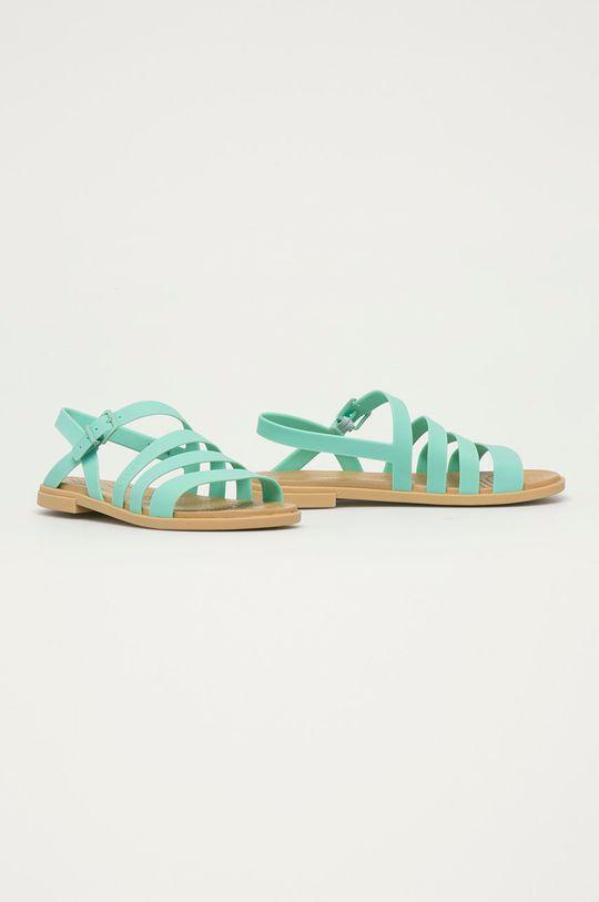 Crocs - Sandály tyrkysová