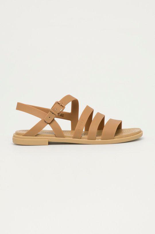 béžová Crocs - Sandály Dámský
