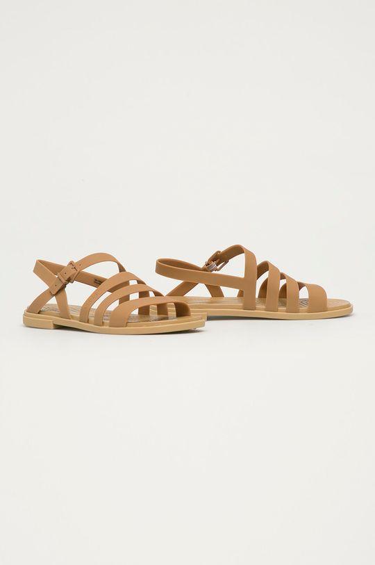 Crocs - Sandály béžová
