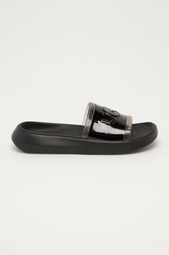 černá UGG - Pantofle Dámský