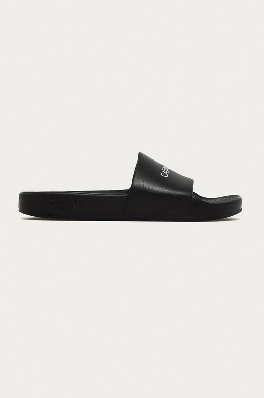 černá Calvin Klein - Pantofle Dámský