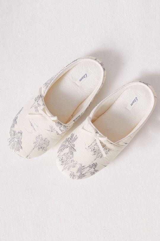 Etam - Papuče Ally  Textil
