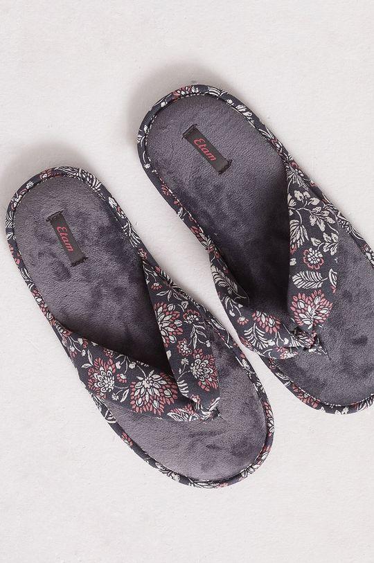 sivá Etam - Papuče Debi