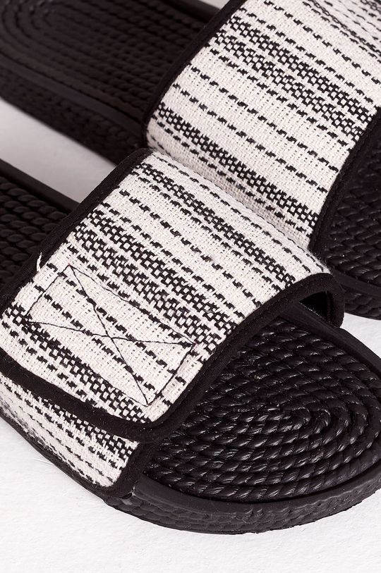 čierna Etam - Papuče Dune