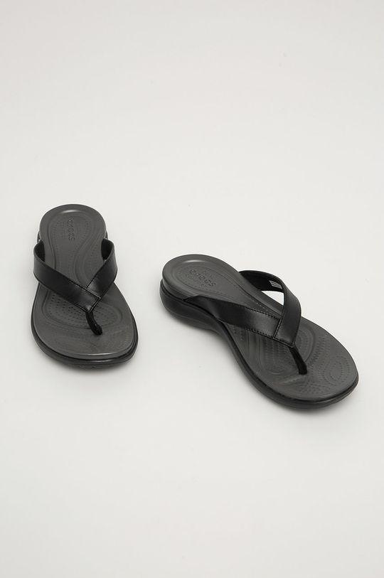 Crocs - Žabky čierna