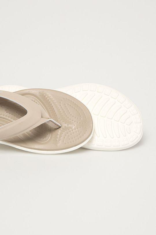 Crocs - Žabky  Svršek: Umělá hmota Vnitřek: Textilní materiál Podrážka: Umělá hmota