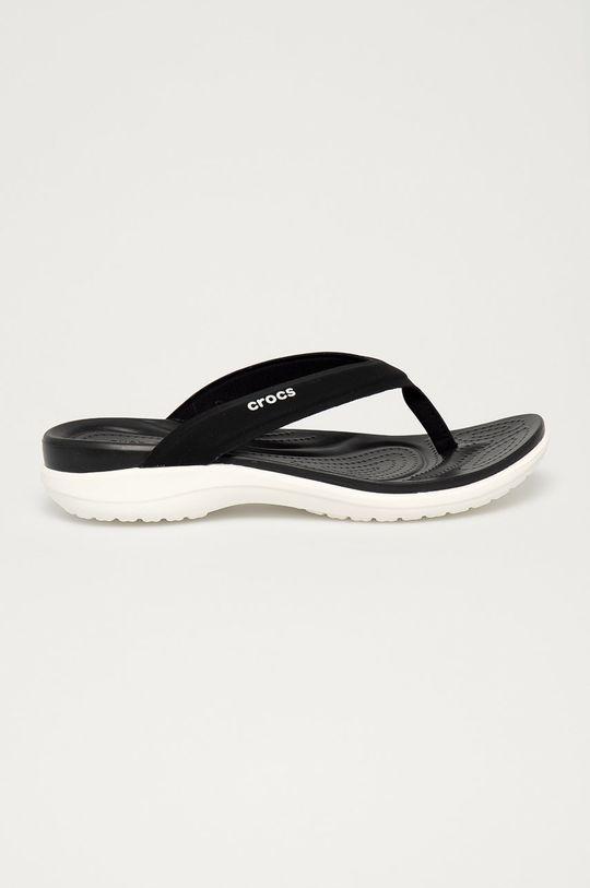 czarny Crocs - Japonki Damski