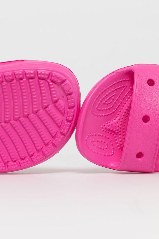 ružová Crocs - Šľapky