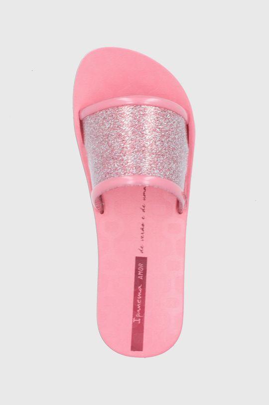 růžová Ipanema - Pantofle