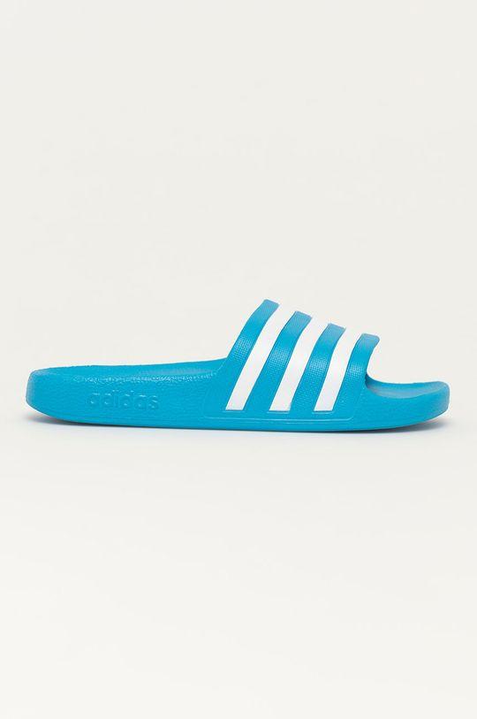 modrá adidas - Šľapky Adilette Aqua Dámsky