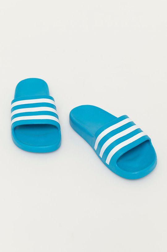 adidas - Šľapky Adilette Aqua modrá