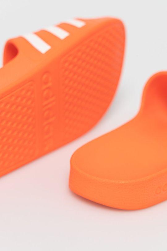 adidas - Šľapky Adilette Aqua  Zvršok: Syntetická látka Vnútro: Syntetická látka Podrážka: Syntetická látka