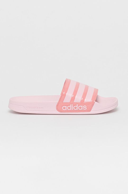 růžová adidas - Pantofle Adilette Dámský