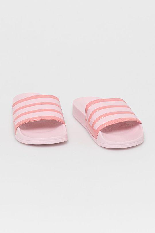 adidas - Pantofle Adilette růžová