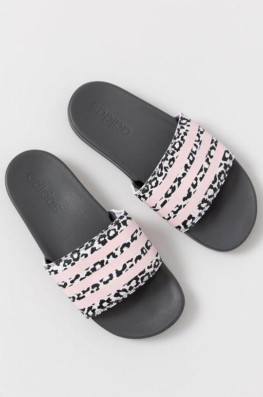 adidas - Šľapky ružová